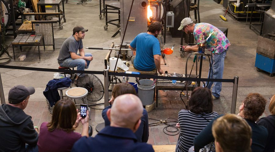 Group_Hot Glass Demo