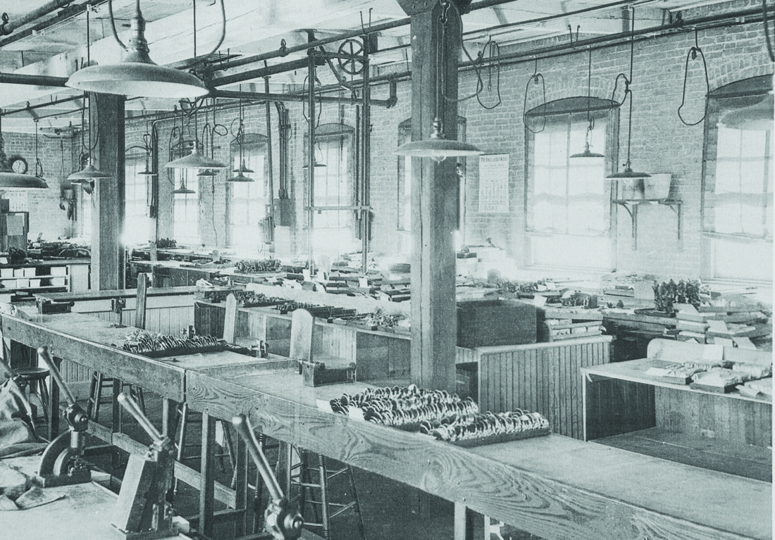 Historical_Factory Floor Lenses