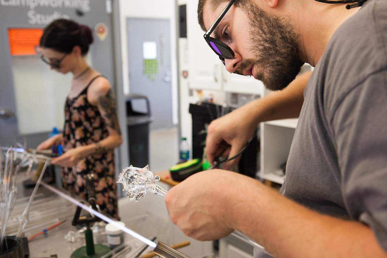 People_Making_Warm Glass